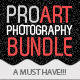 ProART Photography Bundle - PSD Templates