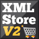 Flash XML Store/Shop V2