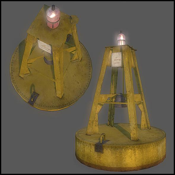 3DOcean Sea Buoy 2800494