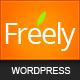 Freely Premium WordPress Theme