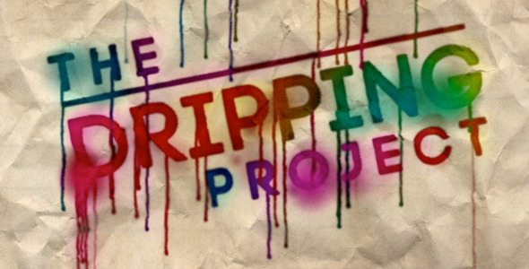 After Effects Project - VideoHive The Dripping Project 2800527