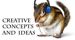 Creative concepts