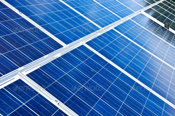 PhotoDune Solar Panels 206684