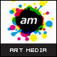 Art Media Corporate Identity