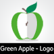 Green Apple - Logo Template - GraphicRiver Item for Sale