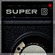 Super 8 Vintage Camera - GraphicRiver Item for Sale
