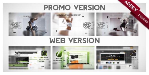 After Effects Project - VideoHive Dual Impact 2803447