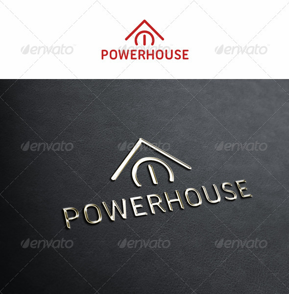 Power House - Symbols Logo Templates