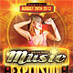 Music Explosion Party Flyer - GraphicRiver Item for Sale