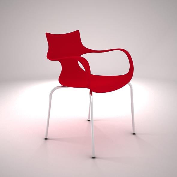 3DOcean Jim Chair 2779232