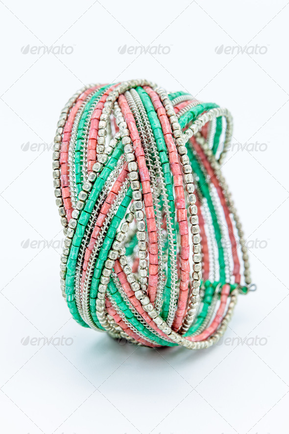 Bracelets - Stock Photo - Images