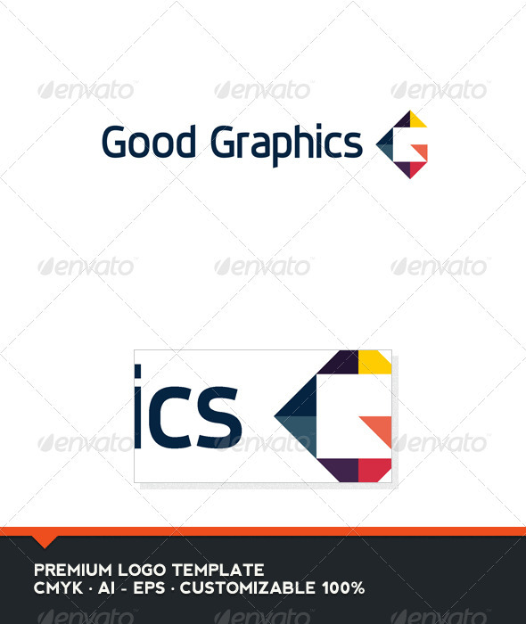 Good Grapphics Logo Template - Abstract Logo Templates