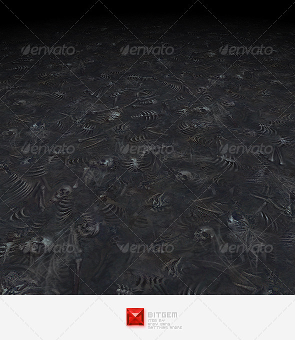 3DOcean Stone Floor Tile 10 2806350