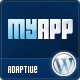 Myapp Wordpress Theme