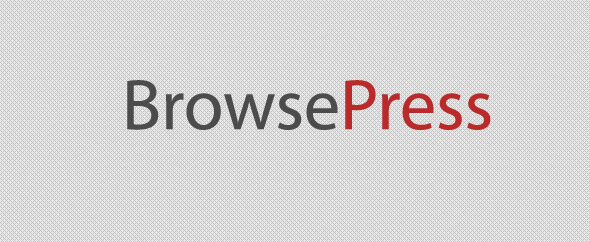 Browsepress-banner