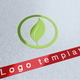 Green Herbalist Logo Template - GraphicRiver Item for Sale