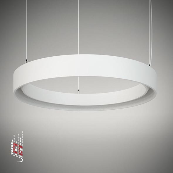 3DOcean tossB Hoop Lamp Collection 2810403