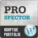 Prospector Responsive Portfolio Wordpress Theme - ThemeForest Item for Sale