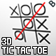 3D Tic Tac Toe Game - ActiveDen Item for Sale