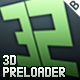 3D Number Preloader - ActiveDen Item for Sale
