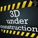 3D Under Construction (XML) - ActiveDen Item for Sale