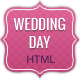 Wedding Day - HTML/CSS - ThemeForest Item for Sale