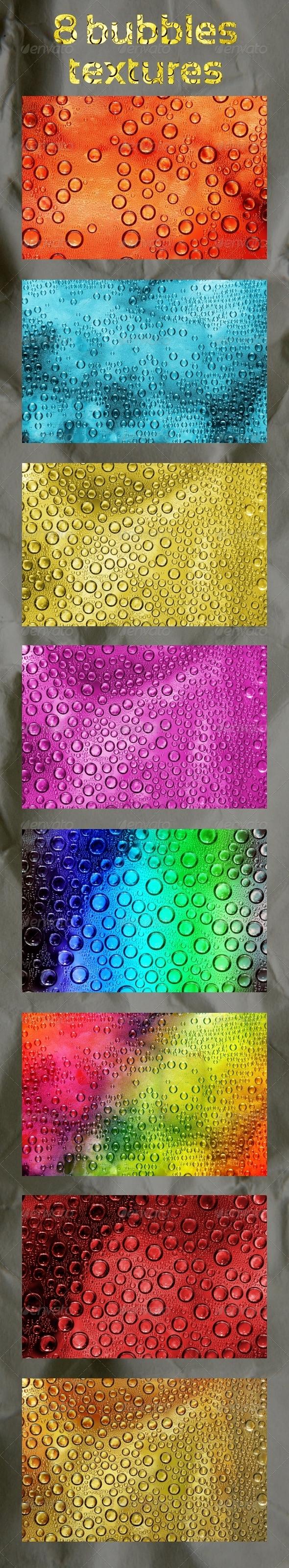 Bubbles - Miscellaneous Backgrounds