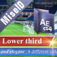 Sport Lower third - VideoHive Item for Sale