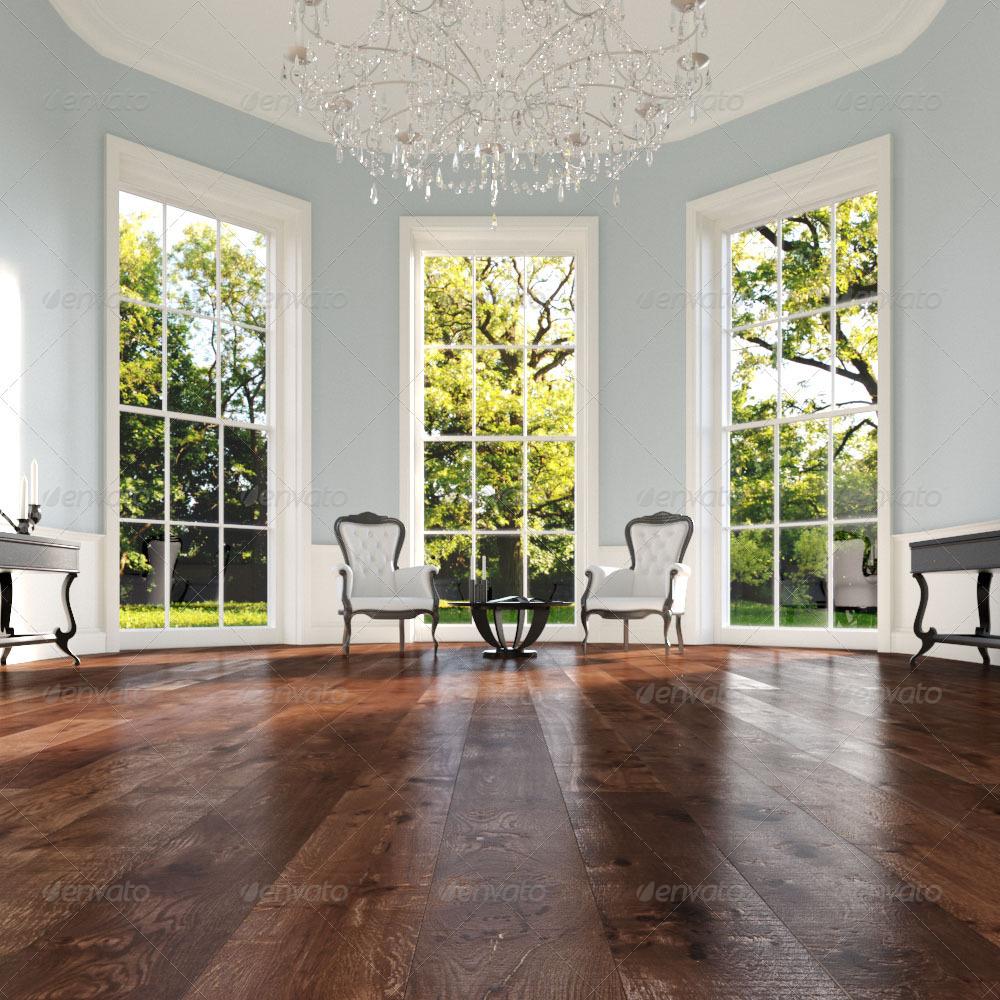 16 Wood Floor Planks - Velentre - 16 Wood Floor Planks - Velentre By Foundationcgi 3DOcean