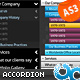Unlimited Levels Accordion Menu AS3 - ActiveDen Item for Sale