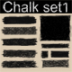 Chalk Elements - GraphicRiver Item for Sale