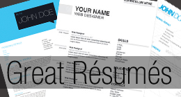 Great Résumé Pack