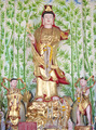guan yin is a faithful god has been good. - PhotoDune Item for Sale