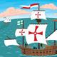 Columbus's Ships