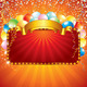 Brightly Festive Sign - GraphicRiver Item for Sale