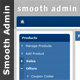 Smooth Admin  Free Download
