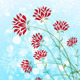 Download Vector Flower Background