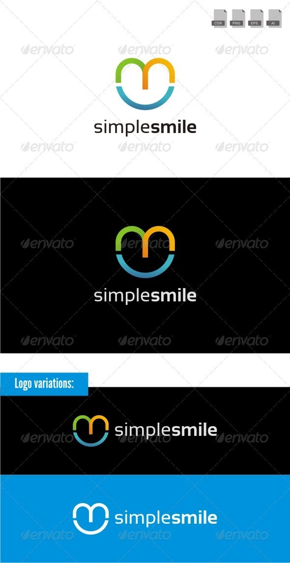 GraphicRiver Simple Smile 2820509