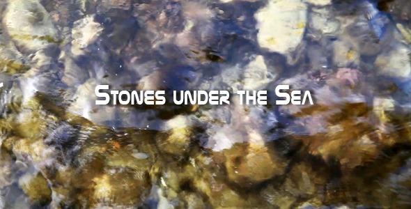 Stones Under The Sea