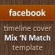 Facebook Timeline Cover Mix 'n Match Snapshot - GraphicRiver Item for Sale