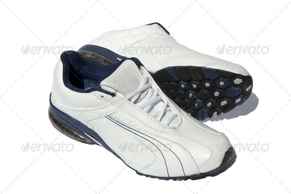 running shoes - Stock Photo - Images