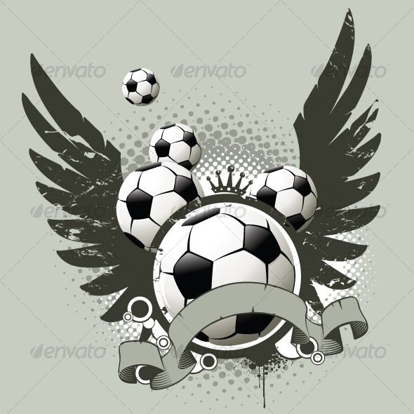 Football attributes - Sports/Activity Conceptual