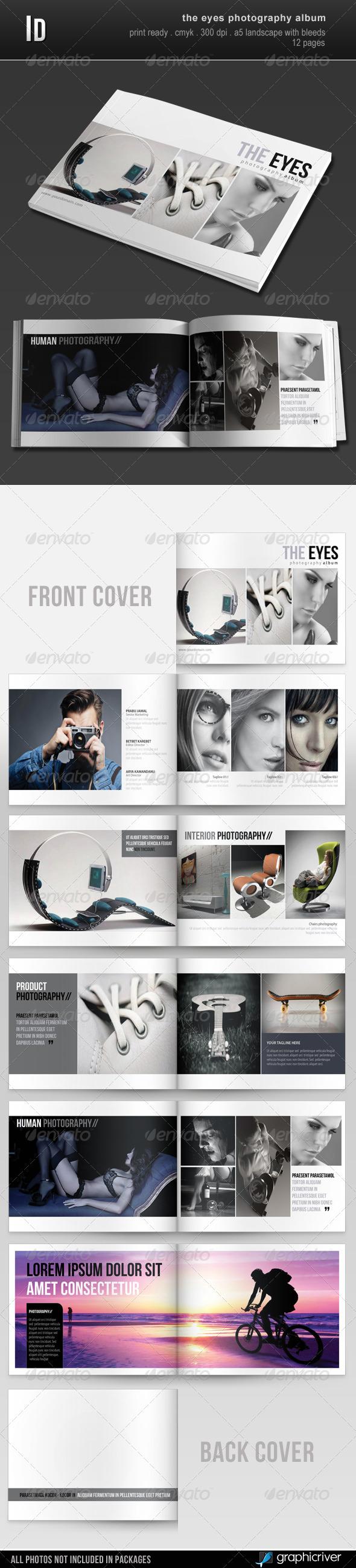 The Eyes Photography Album