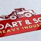 Heavy Industry Logo Design