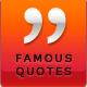Famous Quotes - CodeCanyon Item for Sale
