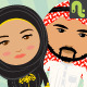 Arab Couple - GraphicRiver Item for Sale