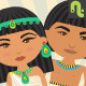 Egyptian Couple - GraphicRiver Item for Sale