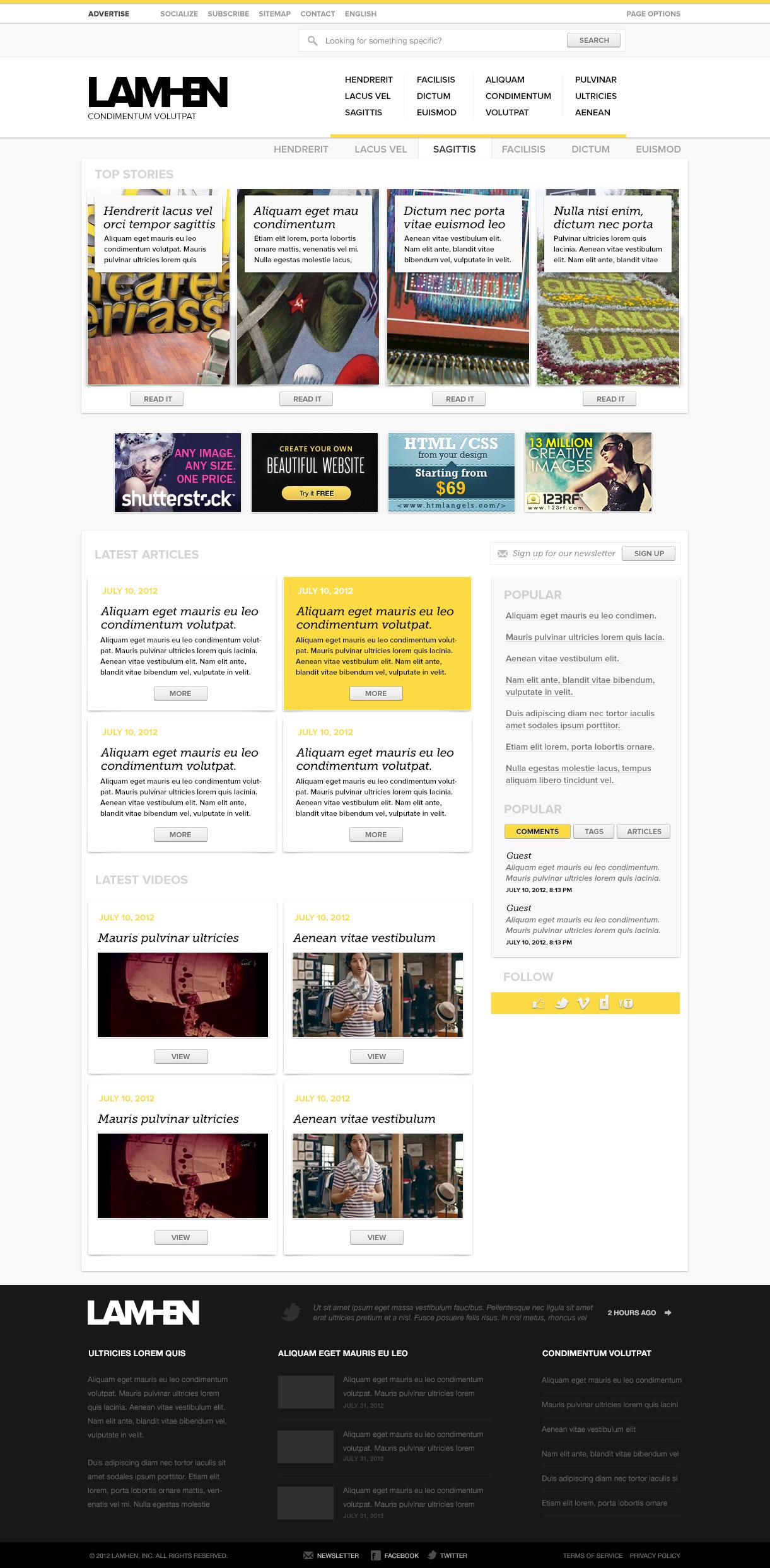 LAMHEN Online Magazine