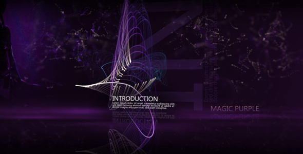 After Effects Project - VideoHive Particle Gallery 2826874
