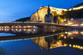 Cityscape of Dinant at the river Meuse, Belgium - PhotoDune Item for Sale